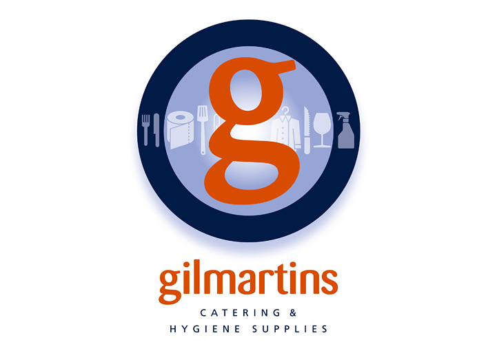 Gilmartins logo redesign
