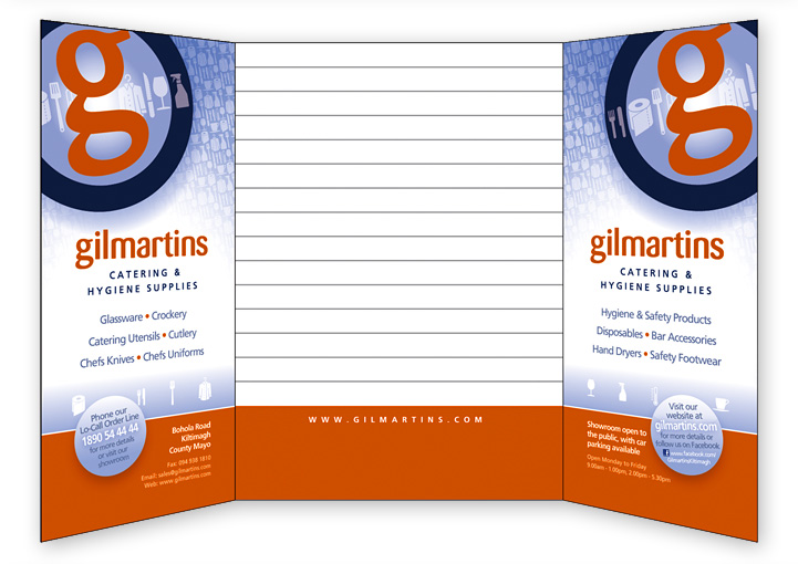 Gilmarting pull up banner stand design