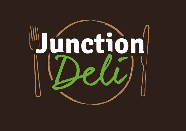 Junction Deli brand design