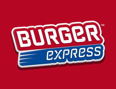 Burger Express designs